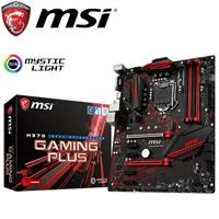 MSI微星 H370 GAMING PLUS 主機板
