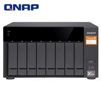 QNAP 威聯通 TS-832X-8G 8Bay NAS網路儲存伺服器