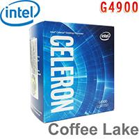 Intel英特爾 Celeron G4900 處理器