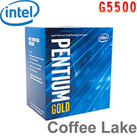 Intel英特爾 Pentium G5500 處理器