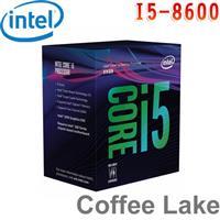Intel英特爾 Core i5-8600 處理器