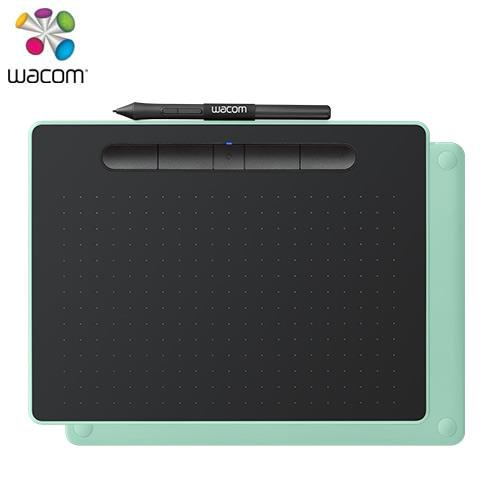 Wacom Intuos Comfort Plus Medium 藍牙版 繪圖板 綠 (中)