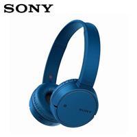 【公司貨-非平輸】SONY無線藍牙頭戴式耳麥WH-CH500-L藍