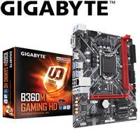 GIGABYTE技嘉 B360M GAMING HD 主機板