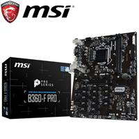 MSI微星 B360-F PRO 主機板