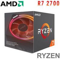 AMD超微 Ryzen 7 2700 處理器