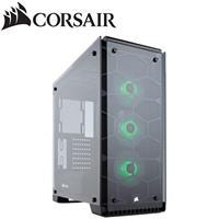CORSAIR 海盜船Corsair 570X RGB 全透側 機殼/黑