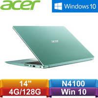 ACER宏碁 Swift 1 SF114-32-C7F5 14吋筆記型電腦 綠