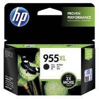 HP 955XL 原廠黑色墨水匣(L0S72AA)