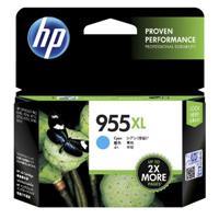 HP 955XL 原廠藍色墨水匣(L0S63AA)