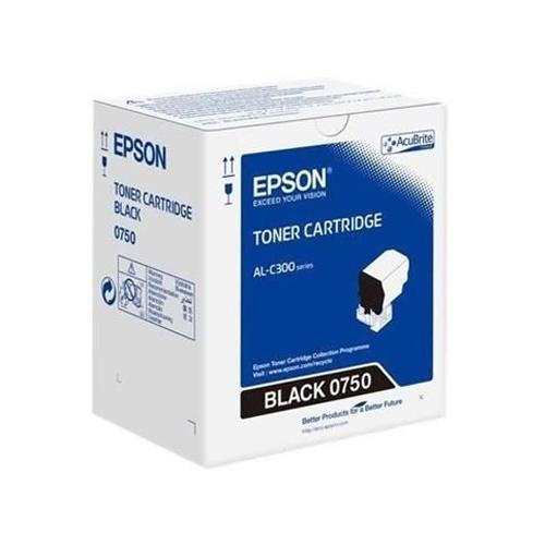 EPSON 原廠碳粉匣 S050750(黑色)