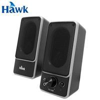 【限時搶購】Hawk 逸盛 S1 2.0聲道 多媒體喇叭 (黑