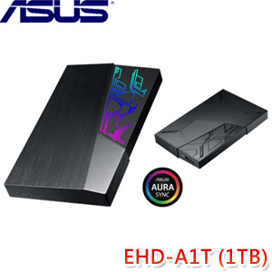 ASUS華碩 FX HDD (EHD-A1T) 1TB 2.5吋外接式硬碟