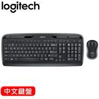 Logitech 羅技 MK330r 無線鍵盤滑鼠組 中文