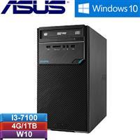 ASUS華碩 H-D320MT-I37100031T  桌上型電腦