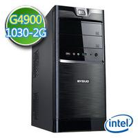 技嘉B360平台【野獸咆嘯】G系列雙核 GT1030-2G獨顯 1TB效能電腦