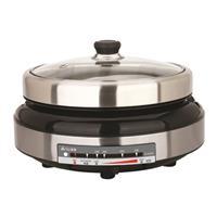 元山 4L分離式不鏽鋼多功能料理鍋 YS-5410IC