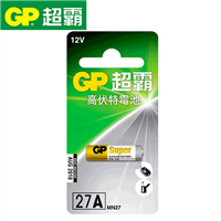 GP超霸高伏特電池27AE x 1入