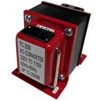 【長效型】雙向220V↔110V 變壓器 200W