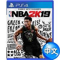 【客訂】PS4遊戲《NBA 2K19》中英文合版