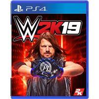 【預購】PS4遊戲《WWE 2K19》英文版