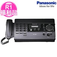R1【福利品】國際牌感熱式傳真機 KX-FT508TW鐵灰