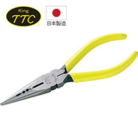 日本製 KING TTC 萬用尖嘴鉗 KRP-150