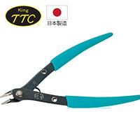 日本製 KING TTC 迷你電子斜口鉗 MC-125