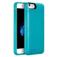 殼霸 4.7吋 IPHONE 支架式行動電源-藍