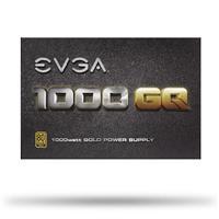 艾維克EVGA1000W GQ 80PLUS 金牌半模組 電源供應器