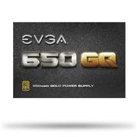 艾維克EVGA650W GQ 80PLUS 金牌半模組 電源供應器
