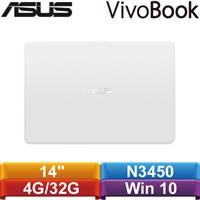 ASUS華碩 VivoBook L402NA-0032AN3450 14吋筆電(送office365