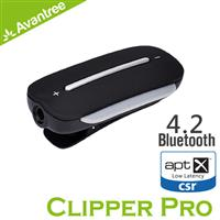 Avantree Clipper Pro AS7L 領夾式 低延遲 aptX 藍牙音源接收器