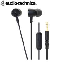 audio-technica 鐵三角 ATH-CKL220iS 耳塞式耳機 黑色