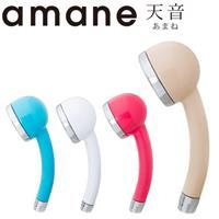 【全日本製】天音Amane極細省水高壓淋浴蓮蓬頭(米白色)