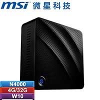 【限量2台】MSI微星Cubi N 8GL-016TW迷你電腦