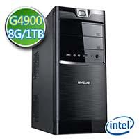 技嘉B360平台【野獸獵人】G系列雙核 1TB效能電腦