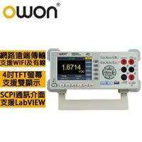 OWON 智慧型4 1/2桌上式三用電錶 XDM3041-W