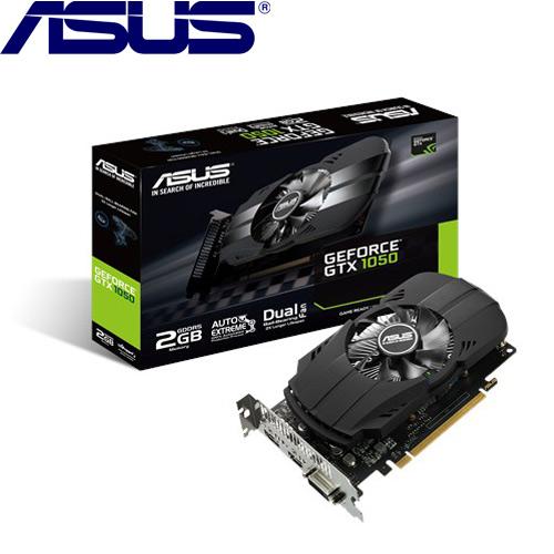 【拆封品出清】ASUS華碩 GeForce PH-GTX1050-2G 顯示卡
