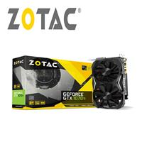 ZOTAC索泰 GeForce GTX 1070 Ti Mini 顯示卡
