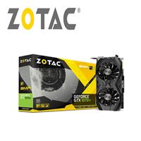 ZOTAC索泰 GeForce GTX 1070 Ti AMP Edition 顯示卡