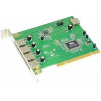 Awesome 7 Port USB 2.0 PCI 擴充卡 AWD-6202-C7