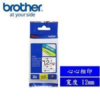 Brother TZe-MP PH31  創意護貝標籤帶 12mm 心心相印