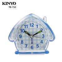KINYO 房屋造型鬧鐘 TB-710