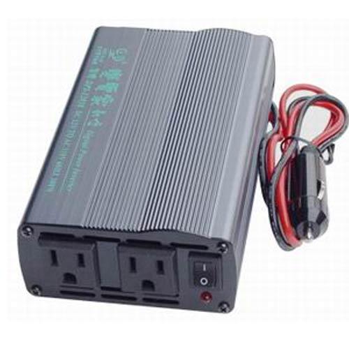 變電家 DPI-12038 380W 行動電源轉換器 DC12V轉AC110V