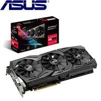ASUS華碩 Radeon ROG-STRIX-RX590-8G-GAMING 顯示卡