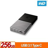WD My Passport SSD 256GB 外接式固態硬碟(USB3.1 Gen2)