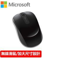 Microsoft 微軟 900 無線行動滑鼠 黑