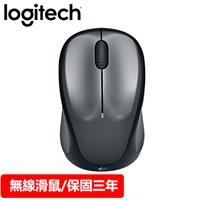 Logitech 羅技 M235 2.4G 無線滑鼠 灰