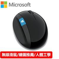 Microsoft 微軟 Sculpt 人體工學滑鼠 (L6V-0006)
